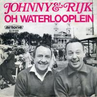 Johnny & Rijk - Oh Waterlooplein (single)