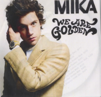 Mika - We Are Golden Pmcd