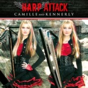Camille and Kennerly (Harp Twins) - Harp Attack