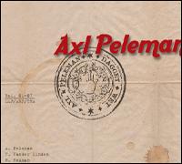 Axl Peleman - Dagget Wet
