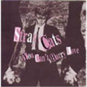 Stray Cats - You Can't Hurry Love (1990)
