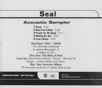 Seal - Acoustic Sampler
