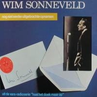 Wim Sonneveld - Haal het doek maar op, Nog niet eerder uitgebrachte opnamen uit de VARA-radio serie