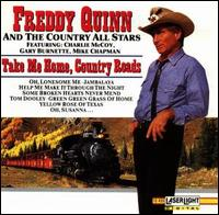 Freddy Quinn - Take me Home Country Road (1992)