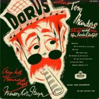 Dorus - Alias Tom Manders zingt 8 van zijn beste liedjes