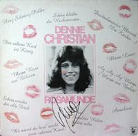 Dennie Christian - Rosamunde LP