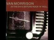 Van Morrison - In The Days Before Rock 'N' Roll