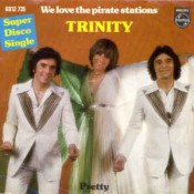 Trinity (BE) - We Love The Pirate Stations