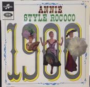 Annie Cordy - Style Rococo