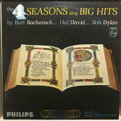 The Four Seasons - Sing Big Hits by Burt Bacharch...Hal David...Bob Dylan...