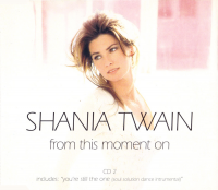 Shania Twain - From This Moment On CD2 (UK)