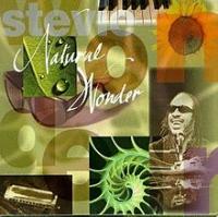 Stevie Wonder - Natural Wonder
