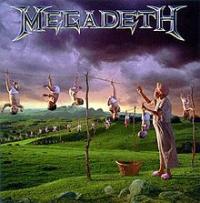 Megadeth - Youthanasia (Japanese edition)