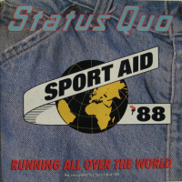 Status Quo - Sport Aid '88 - Running All Over The World