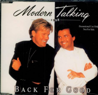 Modern Talking - Back For Good (EP)