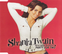 Shania Twain - Party For Two CD2 (UK)