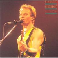 Sting - Happy Birthday