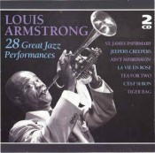 Louis Armstrong - 28 Great Jazz Performances