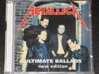 Metallica - Ultimate Ballads