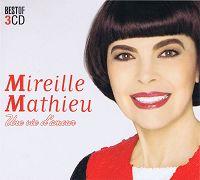 Mireille Mathieu - Une vie d'amour - Best Of 3CD