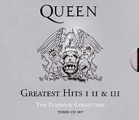 Queen - The Platinum Collection - Greatest Hits I, II & III