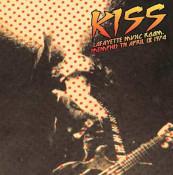Kiss - Live at Lafayette Music Room, Memphis, April 18, 1974