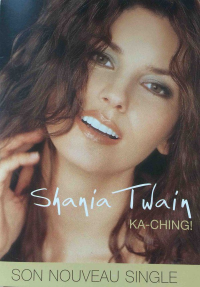 Shania Twain - Ka-Ching! (France Promo CD)