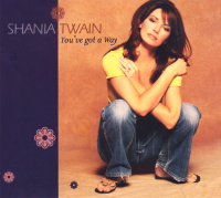 Shania Twain - You've Got A Way (USA Promo CD) (1999)