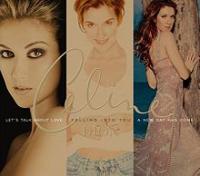 Céline Dion - 3 CD Box. CD 3:  Let's Talk About Love