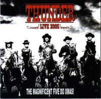 Thunder - The Magnificent Five Do Xmas