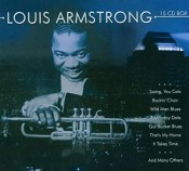 Louis Armstrong - Complete History:  It Takes Time