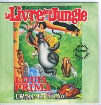 Louis Prima - Le Livre De La Jungle