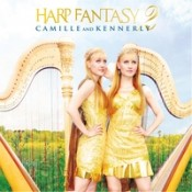 Camille and Kennerly (Harp Twins) - Harp Fantasy 2