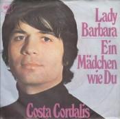 Costa Cordalis - Lady Barbara