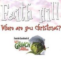 Faith Hill - Where Are You, Christmas?