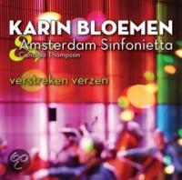 Karin Bloemen - Verstreken Verzen