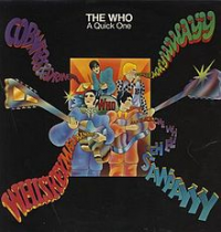 The Who - A Quick One (Happy Jack) (re-released)