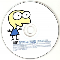 Moby - Natural Blues (single)