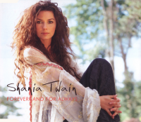 Shania Twain - Forever And For Always (Australia)