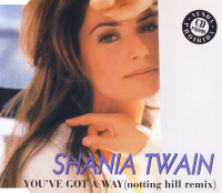 Shania Twain - You've Got A Way (Brazil) (1999)
