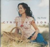 Cyndi Thomson - My World