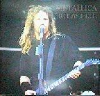 Metallica - Hot As Hell