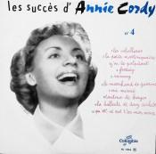 Annie Cordy - Les Succès D'Annie Cordy N°4