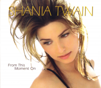 Shania Twain - From This Moment On (USA Promo CD)