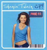 Shania Twain - Up! (Pock-It!) (Germany)