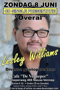 Lesley Williams - Overal