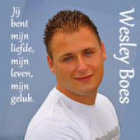 Wesley Boes - Jij bent mijn liefde, mijn leven, mijn geluk