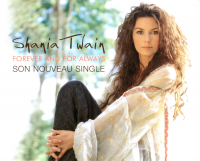 Shania Twain - Forever And For Always (France) (Promo CD)