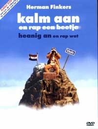 Herman Finkers - Kalm, aan en rap een beetje