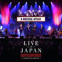 Il Divo - A Musical Affair - Live In Japan